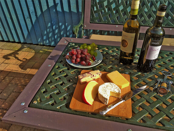 Cheeseboard - About us page